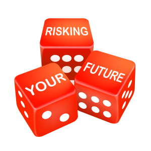 Roll dice risk future